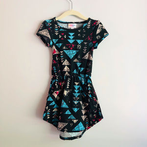 Lularoe Geo Print Dress